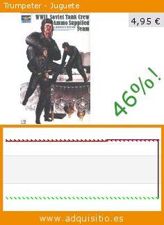 Trumpeter - Juguete (Juguete). Baja 46%! Precio actual 4,95 €, el precio anterior fue de 9,09 €. http://www.adquisitio.es/trumpeter/juguete-16
