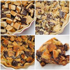 Baltimore Bomb Pie - OMG, Berger cookies are so good.  Gotta try this.