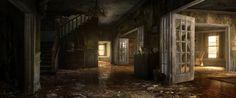 Art-Spire, Source d'inspiration artistique | The Last Of Us : les concept art de John Sweeney