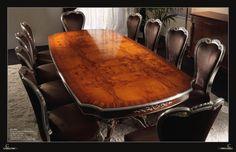 Luxusní italský jídelní nábytek Ceppi Style, více na: http://www.saloncardinal.com/galerie-ceppi-style-bdb