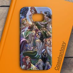 Neverland S Mermaid Lagoon Samsung Galaxy S6 Edge Plus Case | casefantasy