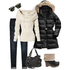 """another cold day"" by daisy-weber on Polyvore"