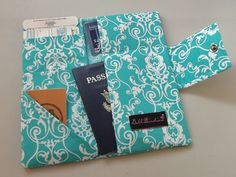 passport wallet I will make this!