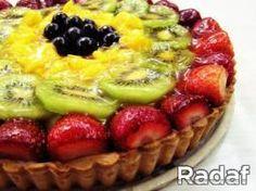 Recetas de Pastel de frutas