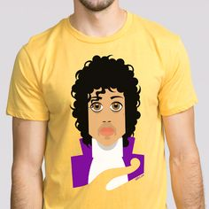 Our tribute to Prince. Yours at https://www.tostadora.com/tudi/prince/1435576