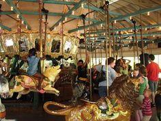 Carousel, Pullen Park, Raleigh, NC