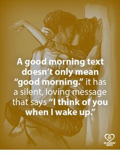 Because this one little text holds the key to make ANY man feel an everlasting love for you and only you… forever. use this text to make man love you. Flirty Good Morning Quotes, Good Morning Beautiful Quotes, Good Morning My Love, Good Morning Texts, Morning Greetings Quotes, Good Morning Handsome Quotes, Romantic Good Morning Messages, Romantic Good Morning Quotes, Flirty Quotes