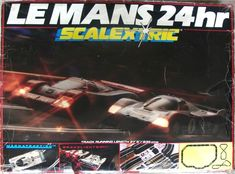Scalextric Le Mans - this was my Scalextric Slot Car Racing, Slot Cars, Le Mans, Las Vegas, Design Light, Party Friends, Cars 1, Goals And Objectives, Happy Puppy
