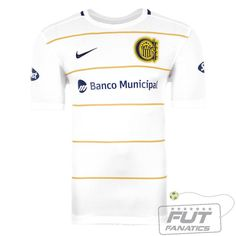 ced5ad5d26 Camisa Nike Rosario Central Away 2014