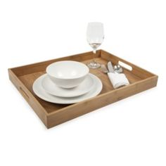 Core+Bamboo+Luxe+Collection+Criss-Cross+Rectangle+Breakfast+Serving+Tray
