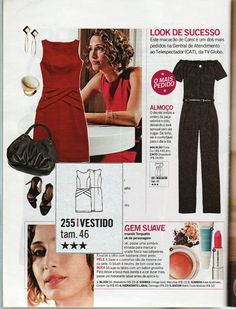 Manequim May cute pleated detail. Sewing Magazines, May, Look, Detail, Cute, Polyvore, Fashion, Black, Moda