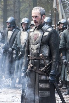 Game of Thrones - Season 4 Episode 10 Still really nice shot of armor would be cool to make using leather