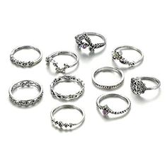 Pack Of  10 Pcs Lennon Glasses Charms Antique Tibetan Silver Tone 3D TE1220