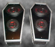 * Coffin Speakers *