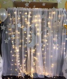 48 ideas baby shower party photos twinkle twinkle for 2019 Baby Shower Themes Neutral, Baby Shower Gender Reveal, Gender Neutral, Space Baby Shower, Baby Boy Shower, Baby Shower Photo Booth, Shower Party, Baby Shower Parties, Shower Cake