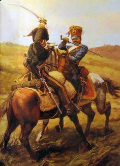 british hussars peninsular war - Google Search