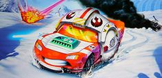 Disney and LucasFilm Forcing 'Star Wars' and 'Cars' to Have Babies