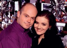 Grant and Tiffany Mitchell played by Ross Kemp and Martine McCutcheon. Tiffany Mitchell, Ross Kemp, Past Love, Soap Stars, Tv Soap, Me Tv, Bobs, Over The Years, Affair