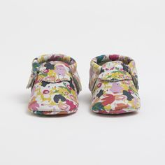 Pin the Petal on the Flower - FP x Oh Joy Moccasins