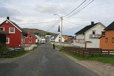 Bugoynes village, Finnmark