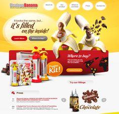 ちょっとこれ欲しい! バナナの中にチョコレートをつめるための家庭用マシーンが登場!