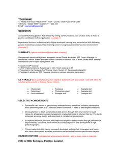 resume samples career change the job seekers new career objective