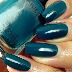 Sassy Paints: Barielle Boho Chic from the Me Couture Collection.