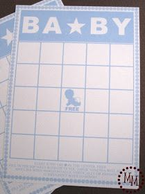 The Scrap Shoppe: Baby Shower Projects