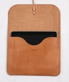Leather iPad casedf