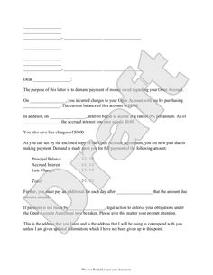 Leave of absence letter sample | Formal letter samples - leave of ...
