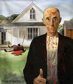American Gothic Horror Story (ben the rules)