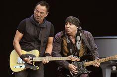 26 août 2016 - Bruce Springsteen bat son record du plus long concert en sol américain