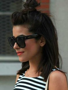 Tremendous Girls Hairstyles Pretty Ideas Stupefying Useful Tips: Fringe Hairstyles Parted feathe Feathered Hairstyles, Hairstyles Haircuts, Summer Hairstyles, Fringe Hairstyles, Wedding Hairstyles, Bouffant Hairstyles, Ladies Hairstyles, Casual Hairstyles, Shot Hair Styles