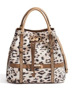 Caytie Carryall at Guess Guess Purses, Types Of Bag, Fashion Handbags, Purse Wallet, Bucket Bag, Bag Accessories, Shoe Bag, Womens Fashion, Wallets