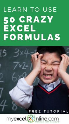 50 Crazy Excel Formulas That Do Amazing Things - Technologie Computer Help, Computer Technology, Computer Programming, Computer Tips, Business Technology, Energy Technology, Technology Gadgets, Raccourci Windows, Microsoft Excel Formulas