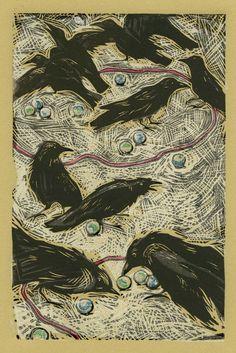 Lori Biwer-Stewart – Linocut Printmaker-artwork