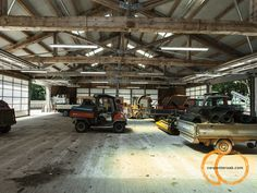 Timber frame tractor shed at Westonbirt Arboretum Carpenter, Tractor, Shed, Building, Frame, Picture Frame, Buildings, Tractors, Frames