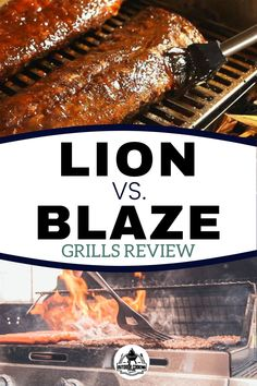 Find out what is the perfect outdoor grill brand for you. Read Lion vs. Blaze Grills review by Outdoor Cooking Pros. Ease the dilemma of deciding what's the best grill brand for your dream outdoor kitchen by knowing which is the perfect one for you. Find out the benefits and downside of Lion and Blaze grills to help you decide which one is the best grill for you. Get the best outdoor grills and accessories at outdoorcookingpros.com. Outdoor Barbeque, Backyard Barbeque, Backyard Kitchen, Built In Bbq Grill, Built In Gas Grills, Modern Outdoor Grills, Modern Outdoor Kitchen, Best Grill Brands, Outdoor Grill Station