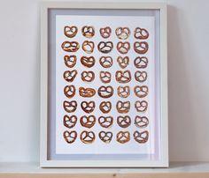 pretzel collection #brezn #bavaria #bayern