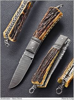 Photos SharpByCoop • Gallery of Handmade Knives - Page 33