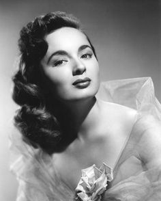 Ann Blyth - Movie Star Portrait Poster