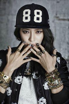 Song Ji Hyo - NBA Fall Winter 2014