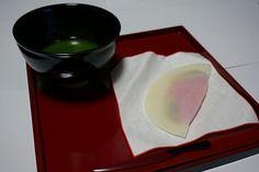 御菱葩試餅-On hishi hanabira cocoromi no mochi- 1575 JPY from 川端道喜-Kawabata Douki-, Kitayama Kyoto