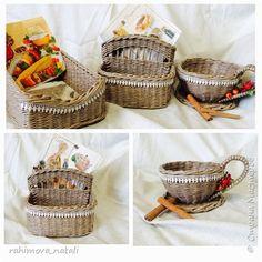 Поделка изделие Плетение Заказы Бумага Бумага газетная Трубочки бумажные фото 13