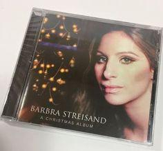 Barbra Streisand - Christmas Memories   Barbra streisand and Cd album