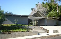 1949 - 1974 Eichler House is a term used to describe homes constructed by California real estate developer Joseph Eichler.