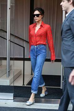 Victoria Beckham Harper Slipper