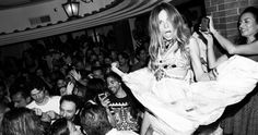 Attention brides!! HOW TO UN-BASIC YOUR BACHELORETTE PARTY by The Coveteur - you're welcome x
