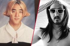 We recently posted the stories of Skrillex and Diplo before they became famous and now we are back with the story of another EDM superstar– Steve Aoki .