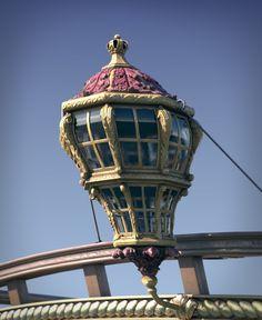 ArtStation - WIP - Stern-lantern from our ship, Anastasia Fileva